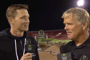 2013 Monster Energy Cup – Post Show