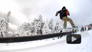 Snowboarding_Killington