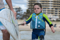The Most Amazing Mini Surfer in the World?