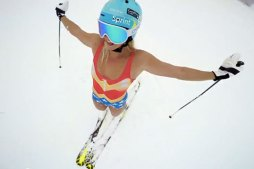 Julia Mancuso's Perfect GoPro Ski Edit