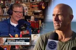 Kelly Slater Interviewed by Dan Patrick