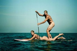 ESPN Body Issue – Laird Hamilton + Gabby Reece