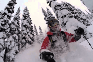 Chest Deep in Revelstoke with Tanner Hall