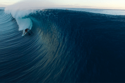 Aerial Footage of Teahupoo Among the Best Yet