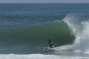"East Coast Surfing at Its Finest in ""Reflection of Five"""