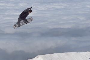 Windells Camp at Mt. Hood – Snowboarding Session 4