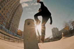"Street Skating the ""Great Wallies"" in Ürümqi – The Silky Way – Part 3"
