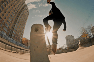 "Street Skating the ""Great Wallies"" in Ürümqi – The Silky Way – Part 3"
