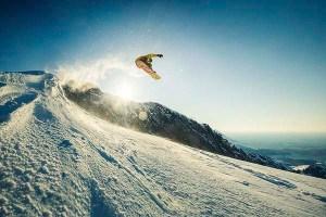 Nitro Snowboards Crew Explores Norway's Lofoten Islands