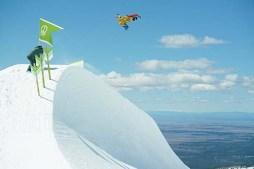 Danny Davis's #PeacePark15 Delivers The Snowboarding Goods