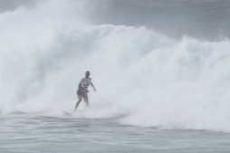 CJ Hobgood Scores Perfect 10 at Pipeline