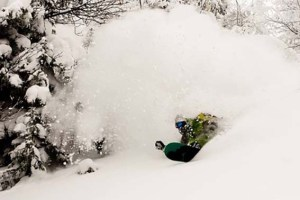 Experience Ultimate Snowboarding in Japan with Vistas Tours & Pro Nicolas Mueller