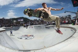 Bowl Skating in Pedro Barros' Legendary Backyard | Red Bull Skate Generation 201