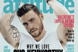 Gus Kenworthy Lands Cover of UK LGBT Mag, Attitude