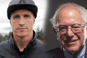 Terje Haakonsen is Feeling the Bern in Baldface