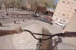 GoPro BMX IN Barcelona with Mike Hoder and Animal Bikes