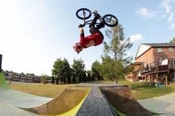12-Year-Old Dorian Giordano is a BMX Badass