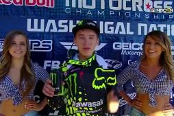 UNADILLA 250 MOTO 2 2016 Lucas Oil Pro Motocross