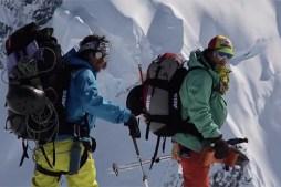 Jeremy Jones and Travis Rice Riding Alaska
