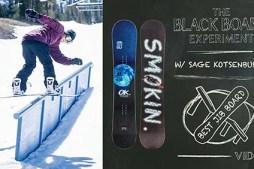 The Blackboard Experiment: 2017 Snowboard Test – Best Jib Board: 2017 Smokin Hooligan
