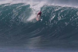 (Some of) The Best Rides of the Billabong Pipe Masters