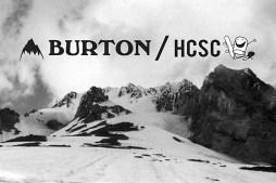 Burton x High Cascade Snowboard Camp