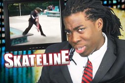 SKATELINE – Andrew Reynolds, Walker Ryan, Chaz Ortiz, Hardflip Grab Hollywood 16 & More
