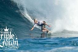 Hawaiian Pro 2016: Day 1 Highlights | Vans Triple Crown of Surfing