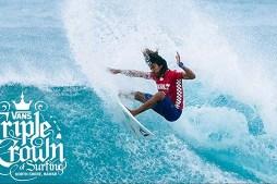 Vans World Cup of Surfing 2016: Day 1 Highlights | Vans Triple Crown of Surfing | VANS