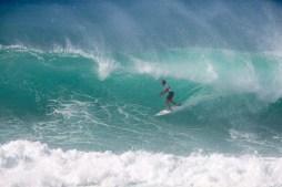Vans HIC Pro Sees Massive Surf on Opening Day of Hawaiian Season