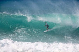 Vans HIC Pro Sees Massive Surf on Opening Day of Hawaiian Season