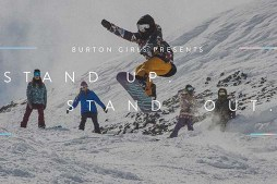 Burton Girls Presents, Ep 2: Stand Out (snowboarding)