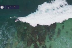 Pipe, from Above: Drone Footage at the Pipe Masters