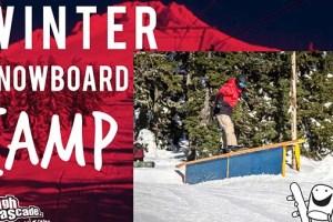 Winter Snowboard Camp / 2017