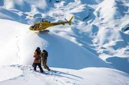 360 Degree Snowboarding in Alaska with Victor Daviet, Elias Elhardt, and Jason Robinson