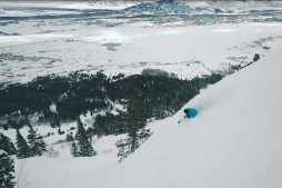 Jackson Hole Earth Surfing Clinic with Snowboarding Legends Bryan Iguchi & Jamie Lynn