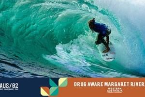 Sebastian Zietz's Unbelievable Perfect 10 – Drug Aware Margaret River Pro 2017
