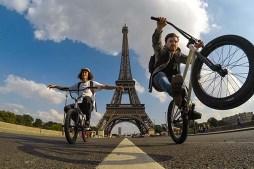 BMX Euro Trip with Simone Barraco & Stefan Lantschner