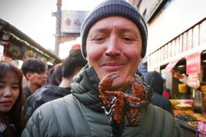 Xavier De Le Rues DIY Tour: Shredding Forbidden Big Mountain Lines in China | Ep 5