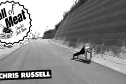 Thrasher Magazine –  Hall Of Meat: Chris Russell