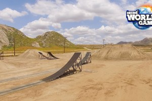 Building the 2017 Nitro World Games Training Facility