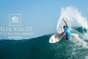 Tyler Wright | 2017 Rio Pro Women's Champion