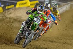 Dirt Shark – 2017 Las Vegas Supercross