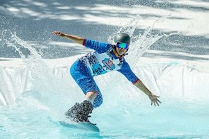 Pond Skimming Chaos in Colorado | Red Bull SlopeSoakers