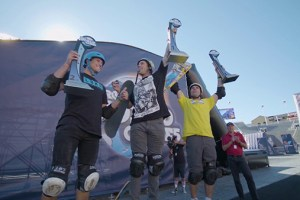 Skate Best Trick Highlights – Nitro World Games 2017