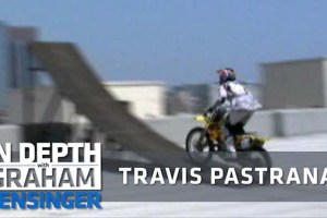 Travis Pastrana's Most Dangerous Stunts