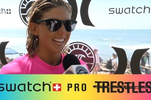 Opening Day Post Show – Big Upsets at the Swatch Pro 2017