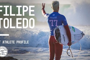 Wunderkind: Filipe Toledo Profile