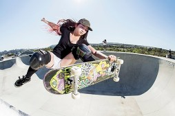 Don't play a game of SKATE against these pros!   5 FOR 5