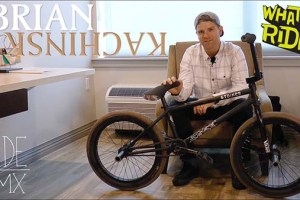 Brian Kachinsky – Bike Check